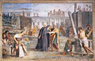 Santa Maria de Grottaferrata / Santos Basilio, Nilo y Bartolomé - MR764 2-dome11