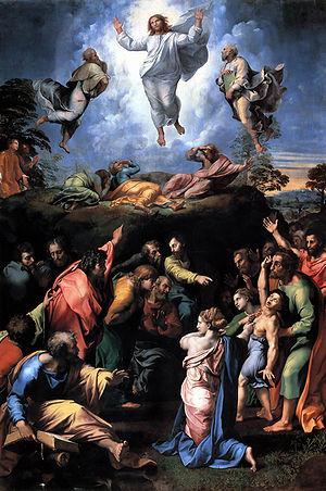 Transfiguración de Cristo / San Clemente Pontífice y Mártir , S. XVIII 300px-10
