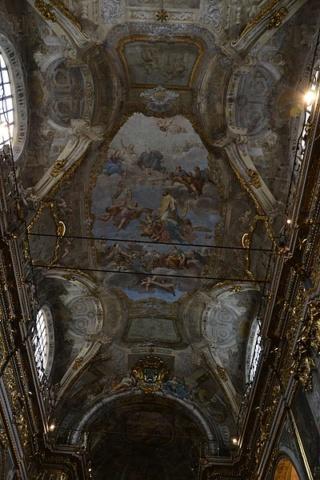 san Ignacio de Loyola - Glorificación de San Felipe Neri, S. XVIII 400px-11