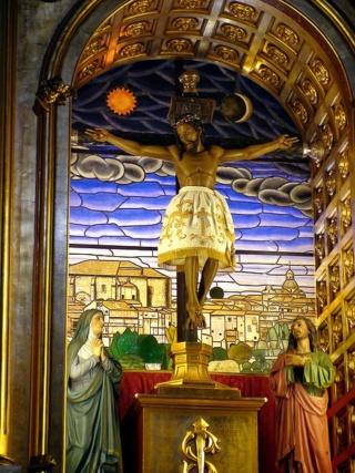 """Santísimo Cristo del Humilladero / Jeroglífico """"S-clavo """" . S.XVIII – MR(035) 450px-10"""