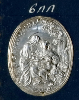 Aproximación al estudio de las medallas devocionales Hamerani de los siglos XVII-XVIII  / A propósito de una firma: IO. HAMERANVS. F. 62211
