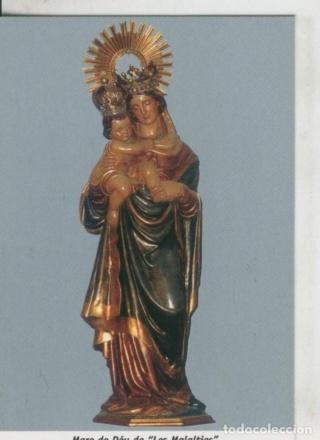 Medalla de la Mare de Deu de las Malaltias, Marsà, primera mitad siglo XX. (MAM) 69470210