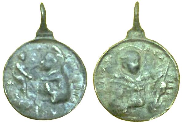 San Antonio de Padua / San Juan de Capistrano, S. XVII Antoni10