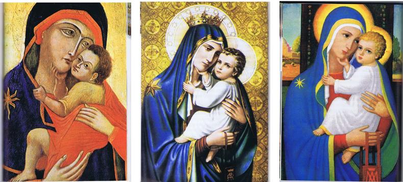 San Francisco de Paula / Virgen del Carmen (R.M. SXVII-O485) Bruna_10