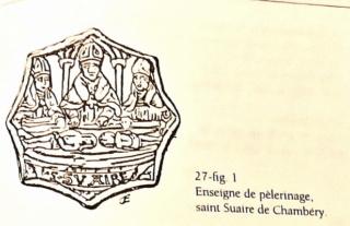 San Claudio de Besançon / Santo Sudario de Besançon, s. XVII Chambz10