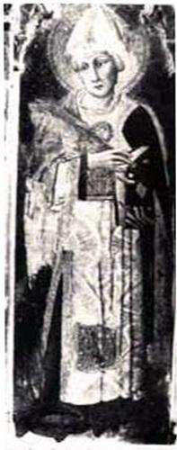 San Plácido de Subiaco / Virgen de la Carta - MR712 Clip13