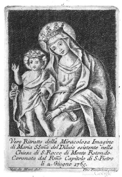 San Roque - Madonna Del Diluvio Monterotondo (AM) Corona10