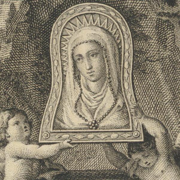 San Ignacio de Loyola / Virgen de la Cueva Santa - MR743 (R.M. SXVIII-O452) Cueva_10