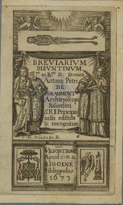 San Claudio de Besançon / Santo Sudario de Besançon, s. XVII Dos_an10