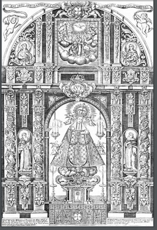 Beato Simón de Rojas / Virgen del Remedio de la Fuensanta - MR705 (R.M. SXVIII-O431) En_su_10