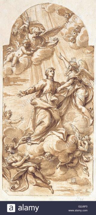 Beato Juan Francisco Regis / N.S. de Aránzazu (R.M. SXVIII-O407) (MAM) G2j6f010