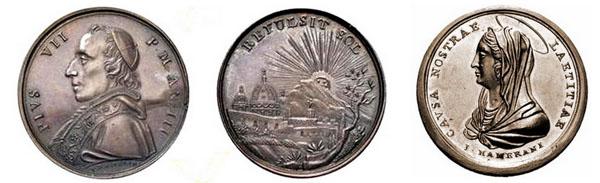 Aproximación al estudio de las medallas devocionales Hamerani de los siglos XVII-XVIII  / A propósito de una firma: IO. HAMERANVS. F. Giovan11