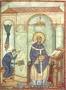 San Jerónimo / San Gregorio Magno - MR617 (R.M. S.XVIII-O14 b ) Gregor11
