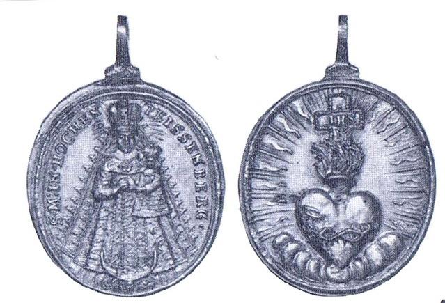 Salvator Mundi / Corazón de Jesús - MR813 Hohenp13