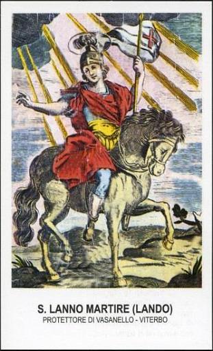 San Lanno / San Gregorio Magno, S. XVIII Image-10