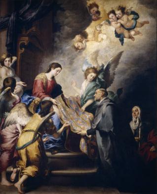 Martirio de San Serapio Imposi10