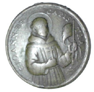 San Antonio de Padua / San Juan de Capistrano, S. XVII Juan_c10