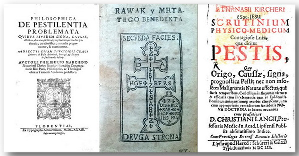 LAS MEDALLAS Y CRUCES DE SAN BENITO DE NURSIA  EN LA EUROPA POSTRIDENTINA Libros10