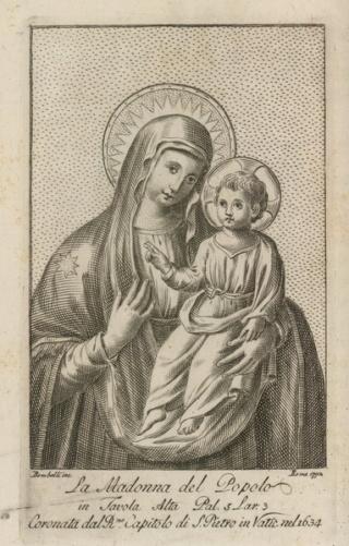 Virgen del Pópulo/ Santísimo Sacramento - MR634 (R.M. SXVII-O490) Madonn10