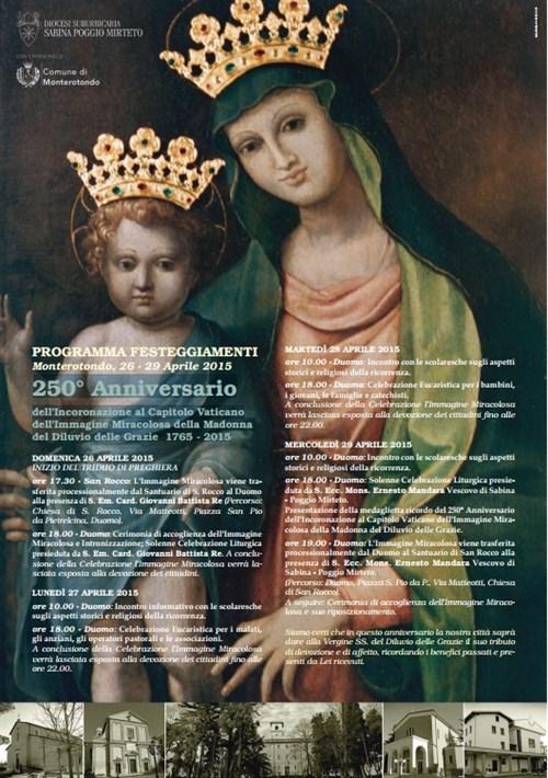 San Roque - Madonna Del Diluvio Monterotondo (AM) Madonn12