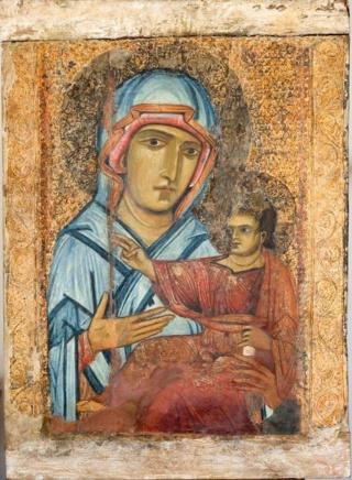 San Carlos Borromeo / Nuestra Señora de San Luca - (R.M. SXVII-O537) (AM) Madonn15