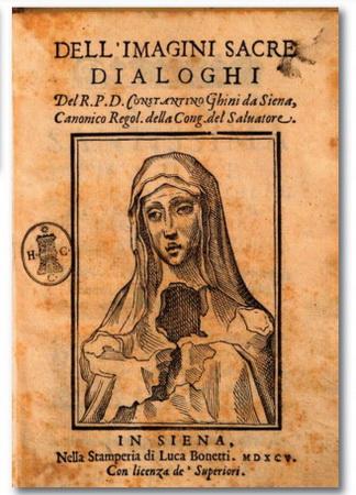 Madonna de Provenzano / Santa Catalina y San Bernardino de Siena - s. XVII Madonn16