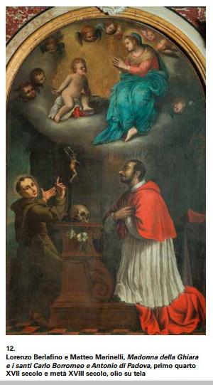 San Carlos Borromeo / Virgen de la Ghiara de Reggio Emilia - MR842 Madonn17