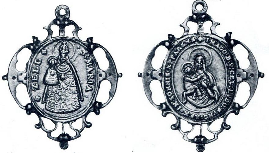San Onofre /  Madre de Dios Zhirovitskaya, S. XVIII Maraia10