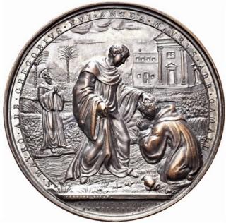 San Mauro de Glanfeuil / San Benito de Nursia - MR645 (R.M. SXVIII-C160) Mauro_10