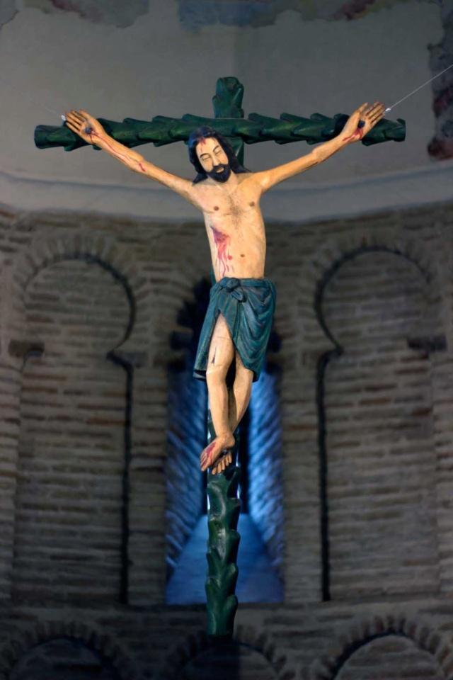 Cristo de la Luz / Cruz de Malta - s. XVII Mezqui10