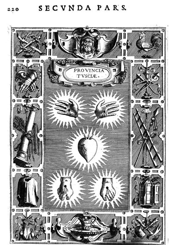 Símbolos de la Pasión de Cristo P_022010