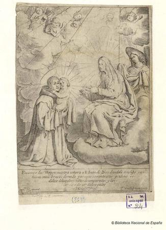 San Juan de Dios / Santísimo Sacramento - s. XVII. Pdf_110