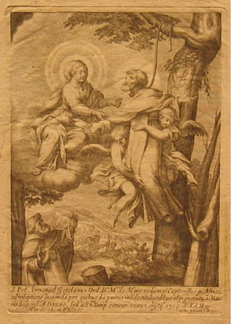 Martirio de San Serapio Pedro_11