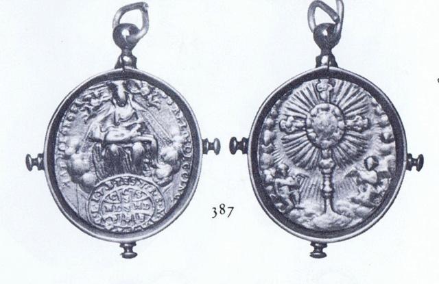 Mater Dolorosa de Mönchs-Deggingen - Custodia Eucarística, S. XVIII Peus_311