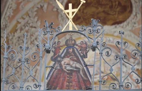 Piedad de Vilgertshofen de Landsberg / Cruz de San Benito- S. XVIII Piedad10
