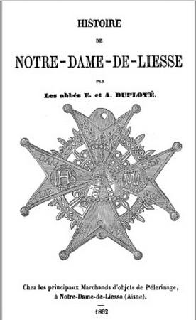 Cruz de Confradía de N-D de Liesse  ( Espíritu Santo) - CC137 Portad10