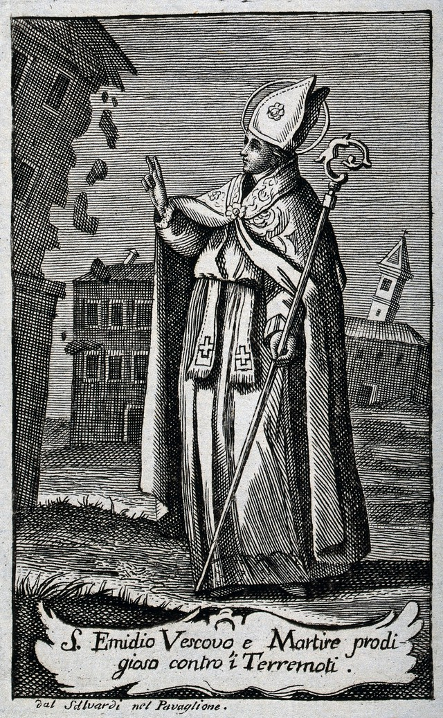 San Emigdio de Áscoli / Inscripción (R.M. SXVIII-O441) S3_v0010