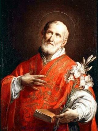 San Felipe Neri / Traslación de la Santa Casa de Loreto, s. XVII San_fi11