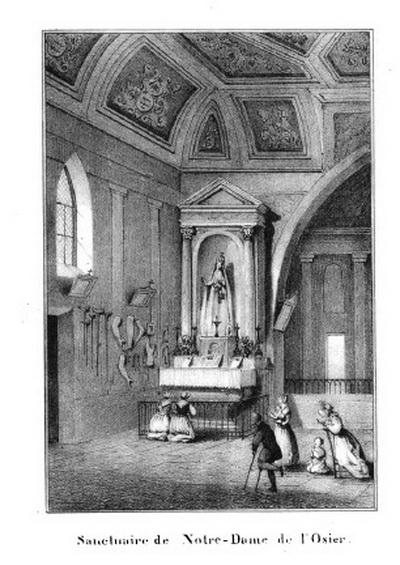 Notre-Dame de Liesse / Notre-Dame de l´Osier - MR707 (R.M. SXVIII-O437) (AM) Santua10