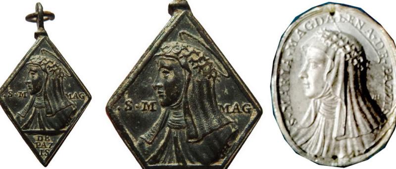 S. Pedro de Alcántara / Santa Maria Magdalena de Pazzi - (HAMERANI) (R.M. SXVII-Ot 89) Traian10