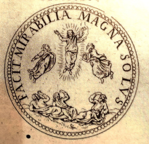 Transfiguración de Cristo / San Clemente Pontífice y Mártir , S. XVIII Transf10