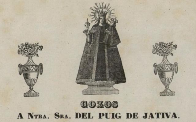 Medalla de la Virgen del Puig, año 1901. Verge_10