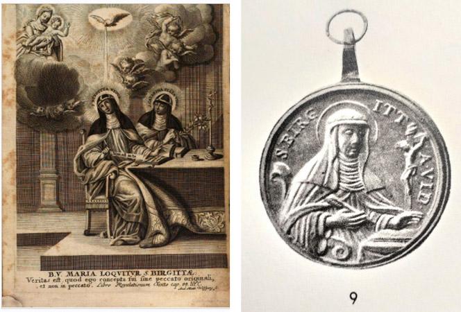 San José / Santa Brígida de Suecia - s. XVIII Vita_y10