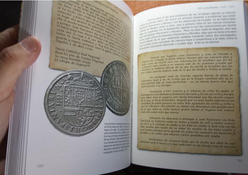 NOVEDAD EDITORIAL: FRAUDE REAL Las aventuras monetarias de Felipe II en el Real Ingenio 52_fra11