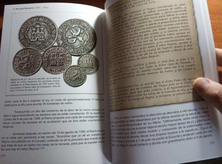 NOVEDAD EDITORIAL: FRAUDE REAL Las aventuras monetarias de Felipe II en el Real Ingenio 52_fra12