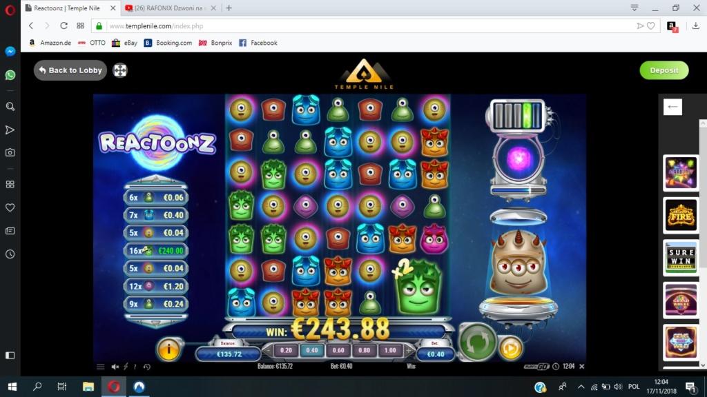 Screenshoty naszych wygranych (minimum 200zł - 50 euro) - kasyno - Page 20 Svenbe12
