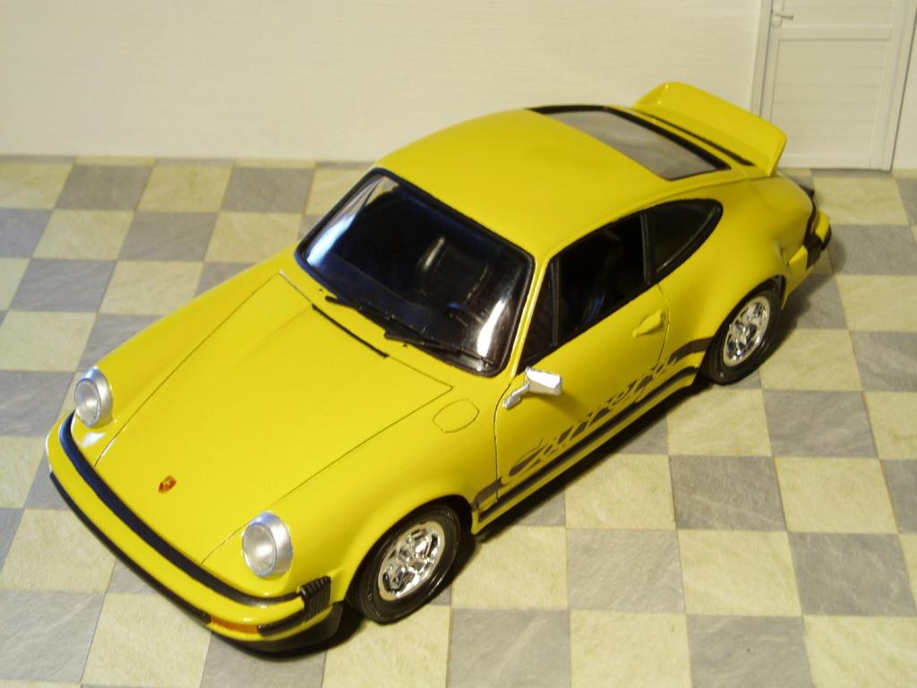 MT: Porsche 911 Carrera 2.7 MFI Ducktail 1/24 Jocsa P5250611