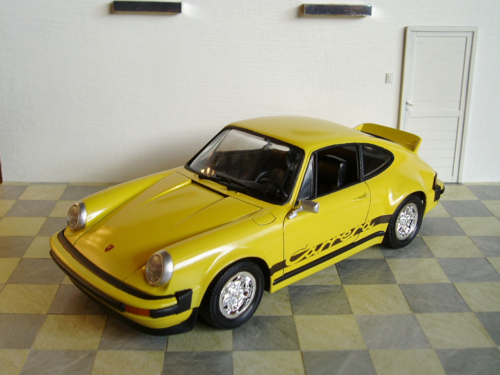 MT: Porsche 911 Carrera 2.7 MFI Ducktail 1/24 Jocsa P5250612