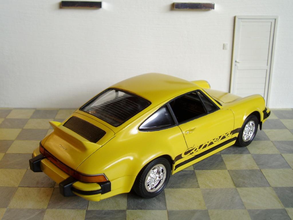 MT: Porsche 911 Carrera 2.7 MFI Ducktail 1/24 Jocsa P5250613