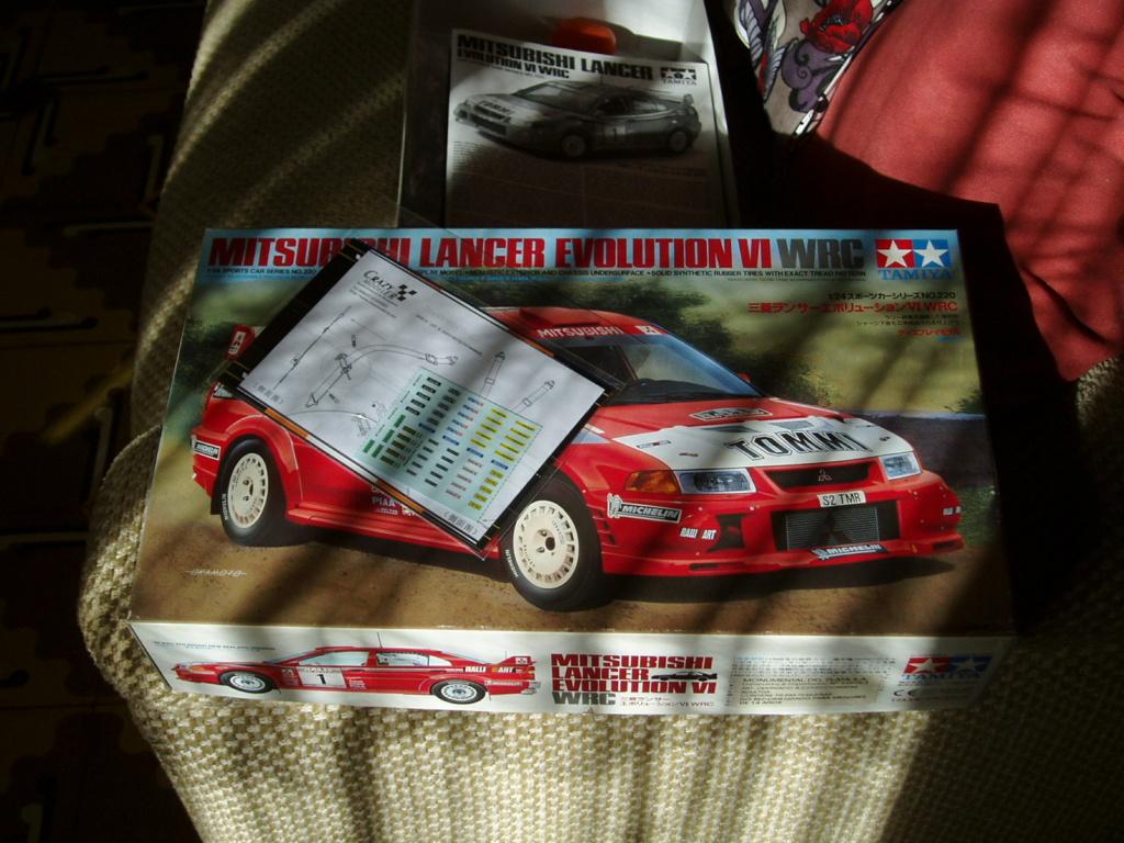MeC: Mitsubishi Lancer Evo 6 WRC P7090311